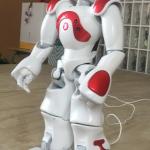 Charla sobre Robótica en el Ies Pablo Ruiz Picasso