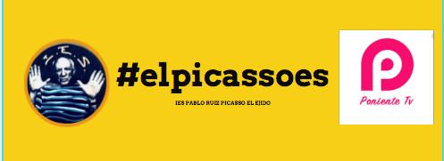 Poniente Tv y el Ies Pablo Ruiz Picasso