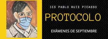 Protocolo exámenes septiembre