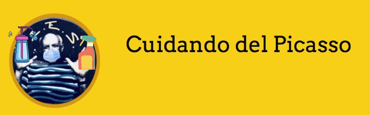 Cuidando del Ies Pablo Ruiz Picasso