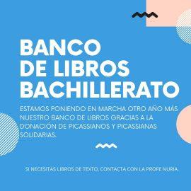 Banco de Libros Bachillerato