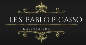 Ies Pablo Ruiz Picasso Navidad 2020